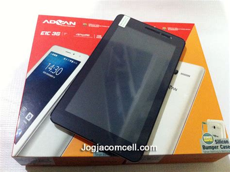 Tablet Advan Eic Pro 7 tablet advan vandroid e1c 3g ram 1gb jogjacomcell