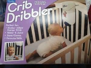 crib dribbler yikes