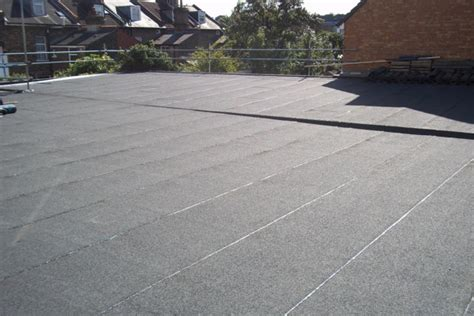 Flat Roof Coverings Replacing Defective Flat Roof Coverings