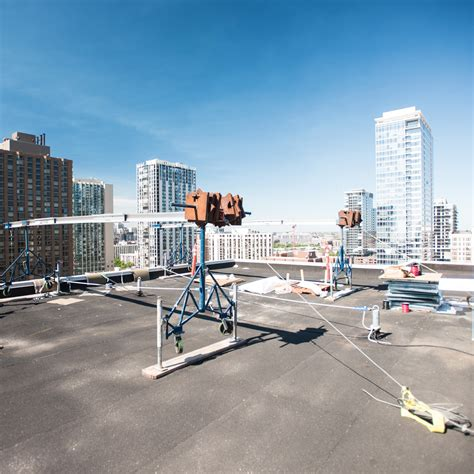 swing stage structural commercial shoring contractors access equipment