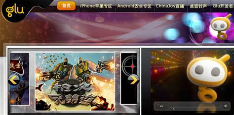 glu mobile ltd glu mobile teams up with tom to grow in china