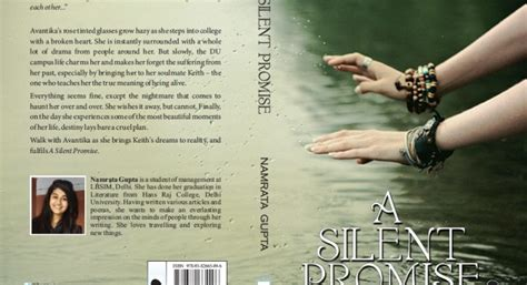 the promise of silence books book review a silent promise by namrata gupta du beat