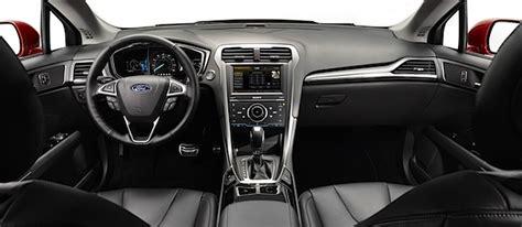 Best Affordable Car Interior by Ford Designer Hints At Bespoke Program