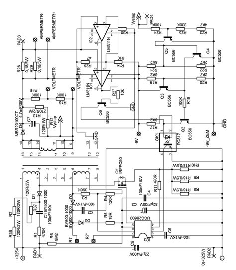 pcb layout guidelines for smps adjustable smps laboratory power supply ucc28600 0 30v 5a