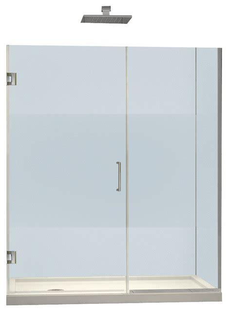 Dreamline Shower Door Parts Dreamline Shdr 243107210 Hfr 01 Unidoor Plus Shower Door Modern Shower Doors By Xomart
