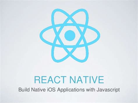 react native tutorial video react native introductory tutorial