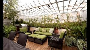 home garden interior design creatiive rooftop garden design ideas