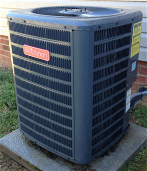 air conditioner capacitor goodman goodman air conditioners