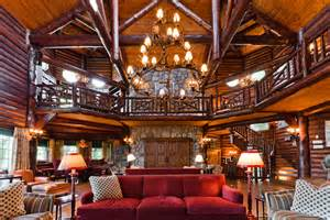 million dollar views the most expensive log homes for