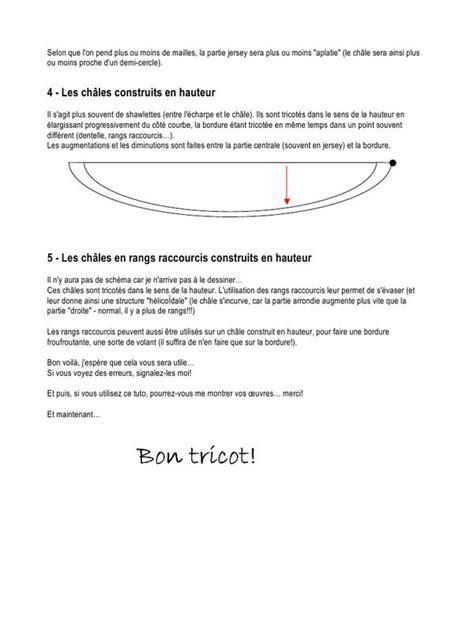 Un petit tuto: comment créer un châle | Chales, shawls