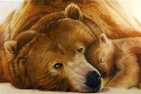 dog oil painitngs by john image