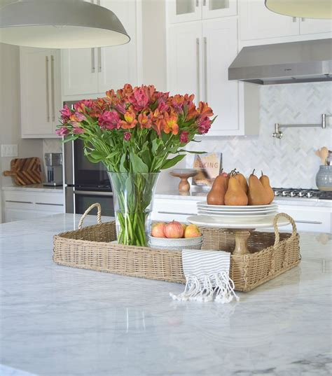 simple tips  styling  kitchen island zdesign  home