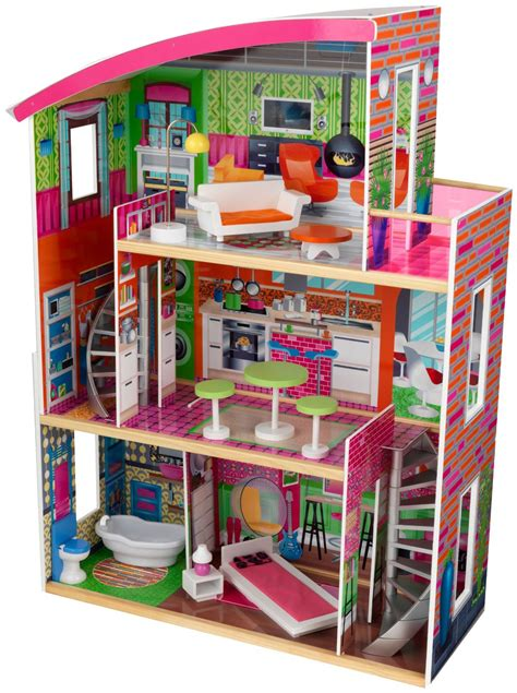 kids kraft doll house kidkraft designer dollhouse 2013 holiday gift idea livin the mommy life