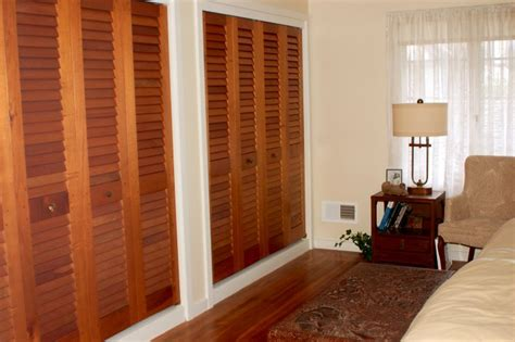 Kitchen Update Ideas by Louvered Doors