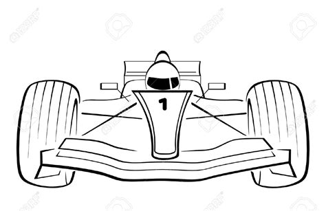 Formula 1 Sketches by Formula One Clipart Drawing Pencil And In Color Formula