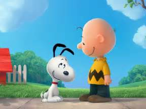 peanuts movie images charlie brown 21st century makeover
