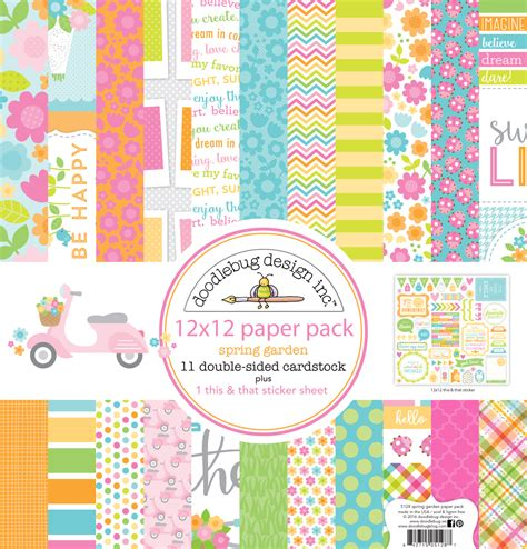 doodlebug design doodlebug design inc 2016 winter release new