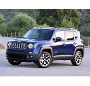 2016 Jeep Renegade Latitude In Jetset Blue