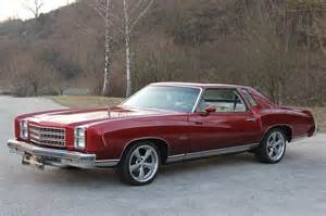 1976 Chevrolet Monte Carlo 1976 Chevrolet Monte Carlo When I Was Kid