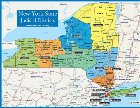 district map of nyc new york map districts