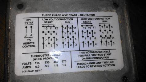 wye start delta run idler motor strategy  hp rpc page