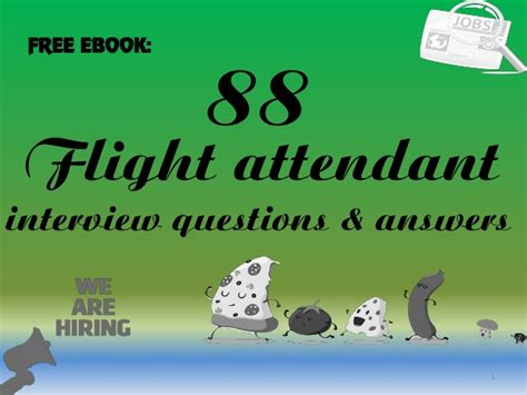 80 flight attendant questions and answers pdf