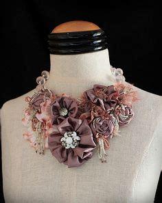 Kalung Fashion Etnic kalung batik batik necklace ethnic ribka fusion fashion and craft
