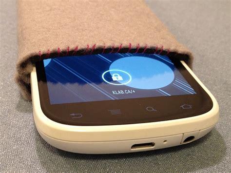 Make Up Casing Smartphone Biru nfc enhanced slip for smartphones make