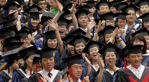 Mba In China In by Mba Programs Becoming More Competitive And