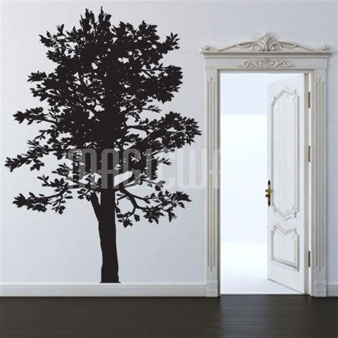tree silhouette wall sticker tree silhouette wall stickers images