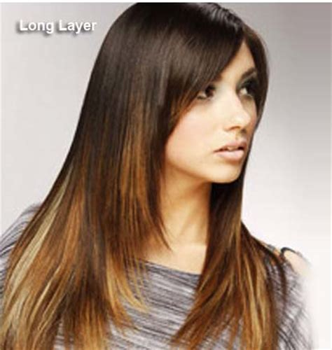 Different Types Of Hair Layers by Different Haircuts Layered Hair Styles With Pictures