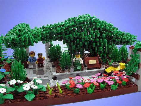 lego flower garden lego legoflower legogarden garden