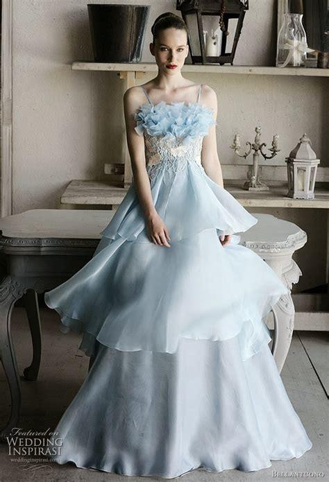 a blue wedding dress dayeong restofus light blue wedding dress