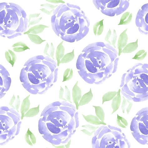 watercolor flowers pattern vector free download watercolor flowers pattern vector premium download