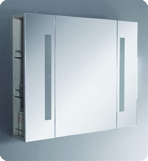 Fresca Small Bathroom Mirror Medicine Cabinet Brightpulse Us
