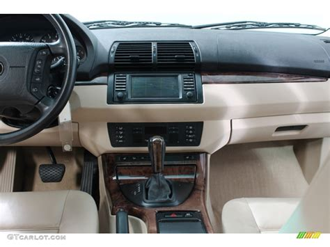 bmw x5 dashboard 2004 bmw x5 3 0i beige dashboard photo 72688288