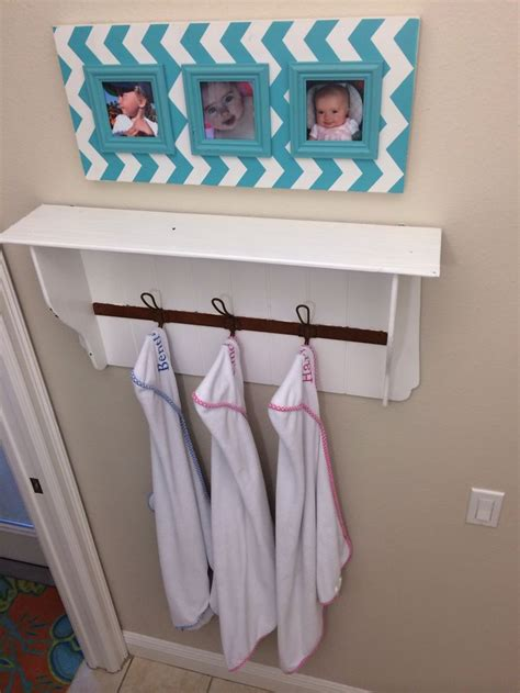towel hooks for kids bathroom 1000 images about kids bathroom on pinterest wall