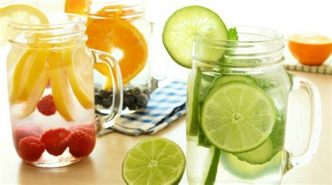 Detox For Loss by 15 Detox Water Recipes For Weight Loss And Clear Skin