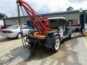 Chevrolet Wrecker Bangshift 1933 Chevy Wrecker