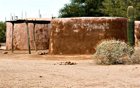 pit house hohokam pit houses photo flood photos at pbase