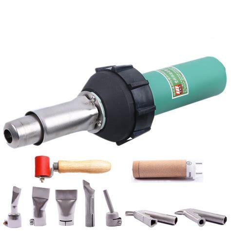 Best Product Gun 1600 Watt C Mart Tools Cc0181 1600 aliexpress buy lst1600 110v 220v 1600w ce air welder gun plastic welding torch air