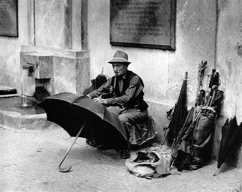caminã spazzacamin pastori banditori ombrellai contro la crisi tornano gli