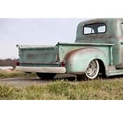 1950 Chevy Truck 3100 C10 Rat Rod Hot Patina Slammed