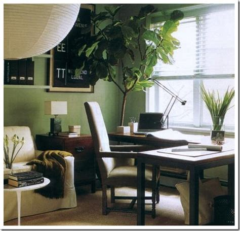 ideas  decorar la oficina