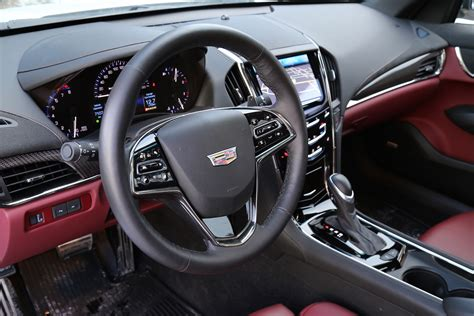 Cadillac Ats Interior by Review 2015 Cadillac Ats Coupe 3 6l Canadian Auto Review