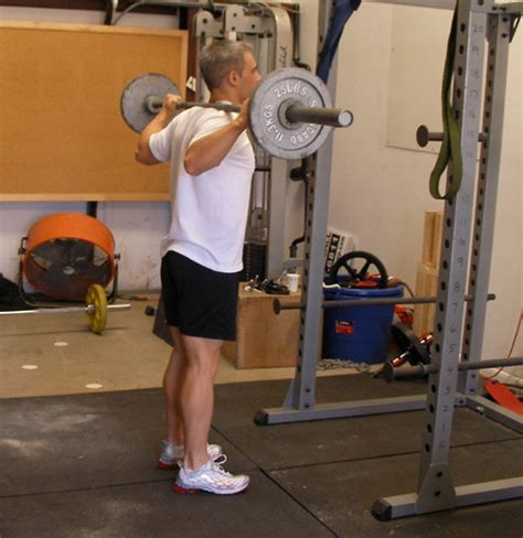 critical bench exercises high bar back squats raises exercise demonstration