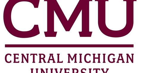 Of Michigan Weekend Mba by Central Michigan Cmu Logo World