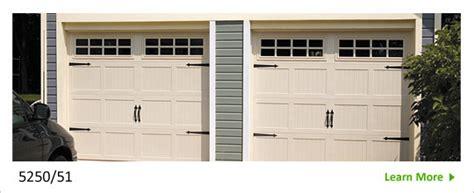 C H I Overhead Garage Doors Reviews 5240 41 5250 51 5216 5283 5300 5400 5500