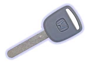 2013 honda g valet key non remote factory original