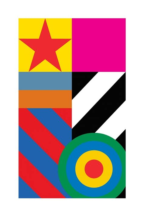 Wall Stickers London sir peter blake dazzle sold new art editions